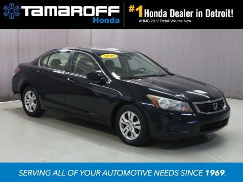 Pre-Owned 2008 Honda Accord LX-P