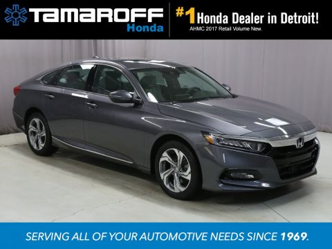 New 2018 Honda Accord EX-L 2.0T Navigation With Navigation