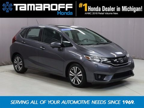 Certified Used Honda Fit EX-L