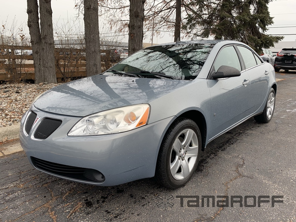 pre owned 2009 pontiac g6 base 4d sedan in southfield t239753a 2006 Pontiac G6 GT Coupe pre owned 2009 pontiac g6 base