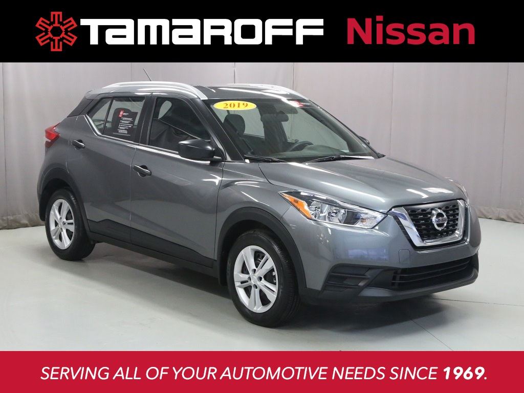 Certified Pre-Owned 2019 Nissan Kicks S