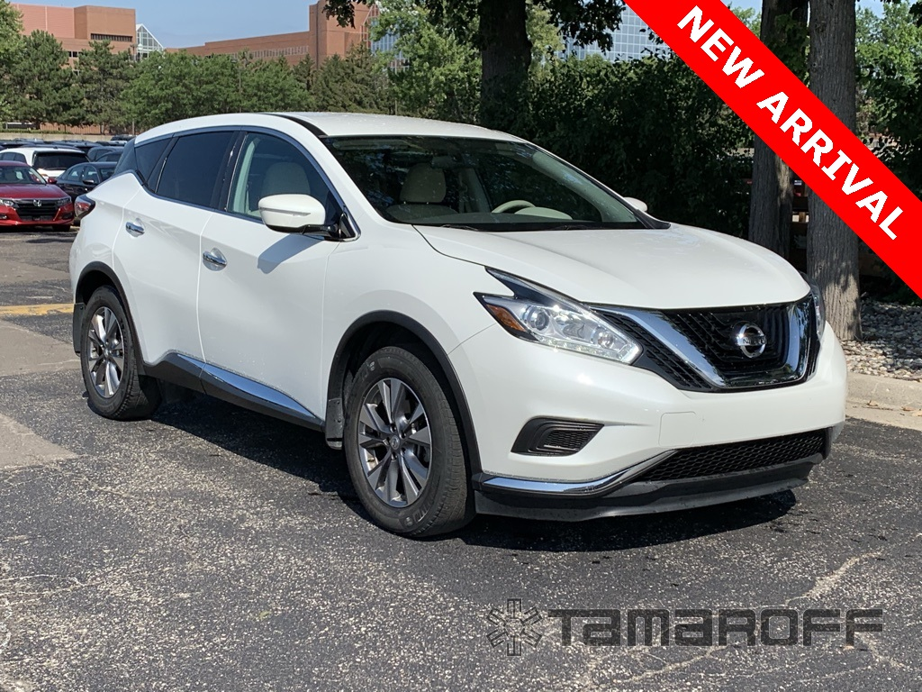Certified Pre-Owned 2015 Nissan Murano S