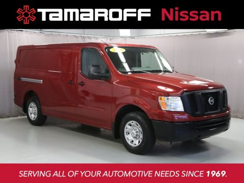 Pre-Owned 2019 Nissan NV2500 HD SV