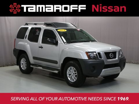 Certified Pre-Owned 2014 Nissan Xterra S