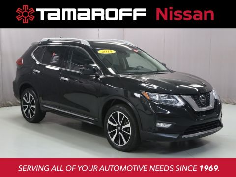 Certified Pre-Owned 2019 Nissan Rogue SL