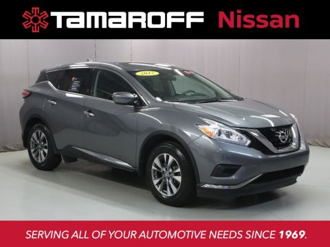 Certified Pre-Owned 2017 Nissan Murano S