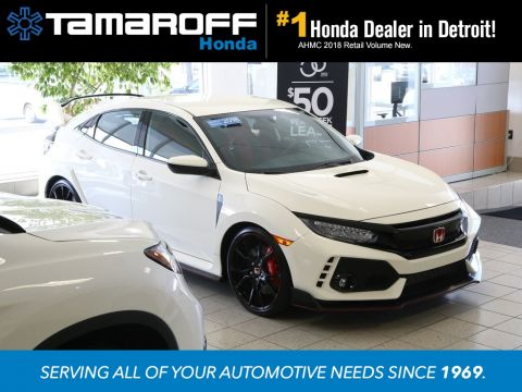 Certified Pre-Owned 2018 Honda Civic Type R Touring
